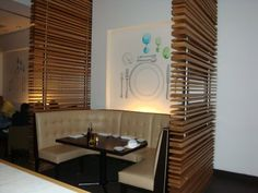 Booth Dining Room Sets