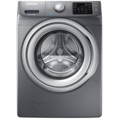 """Samsung Appliance WF42H5200AP 27"""" Front Load Washer 