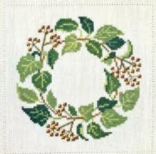danish handcraft guild wreath