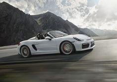 Porsche Welcomes Spring in New York With The Boxster Spyder