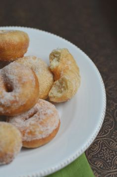 Sfinge – A Moroccan Vegan Doughnut from @foodwanderings