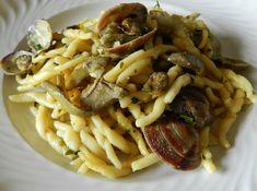 trofie con vongole e carciofi #ricettedisardegna #sardegna #sardinia #food #recipe