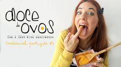 Doce de ovos / Ovos Moles- Tradicional Português #4