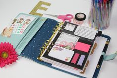 Hello! Lovelies   As of recent I have been loving my planner. It's so much fun. Not only is it functional and keeps track of the things I n...