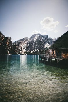 little boathouse on the lake...don't know where this is but I want to see it