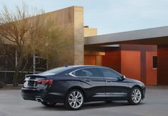 2014 Chevy Impala pretty nice!!