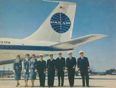 Come fly with me: the glorious heyday of Pan Am – in pictures