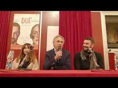 Raoul Bova e Chiara Francini: Due, Teatro Manzoni, Milano, dal 8/02/2018