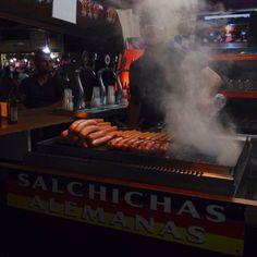 German sausages!