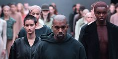 "Kanye Opens Yeezy Season 4 Casting Call to ""Multiracial Women Only"" http://ift.tt/2bMRFhV #ELLE #Fashion"
