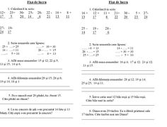 Image result for fise distractive cu adunari si scaderi 0-31 Addition Worksheets, Math Worksheets, Numbers Preschool, 1, Classroom, Math Equations, Image, Child, Google Search