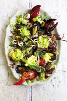 // Seafood Salad. http://www.bonappetit.com/blogsandforums/blogs/badaily/2012/04/win-a-girl-and-her-pig.html