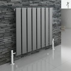 Horizontal Designer radiators which are stylish, excellent quality and a perfect addition to any room in your home. Flat Panel Radiators, Horizontal Radiators, Modern Radiators, House Extension Design, House Design, Bedroom Radiators, Kitchen Radiator, Radiator Heater, Heating And Plumbing