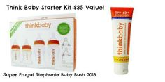 Think Baby Starter Kit Flash Giveaway!