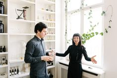 Freunde von Freunden - Hitting the right note with Shizuko Yoshikuni and Manuel Kuschnig's signature room scents