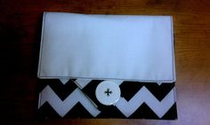 Black Chevron Print Tablet Case for iPad by babygirlscreations, $25.00