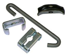 68-72 Center Emergency Parking Brake Cable Large Guide Hook T-400 Judge W30 GS