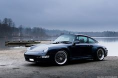 The wheels! Porsche 993 4S
