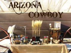 Arizona Cowboy | CatchMyParty.com