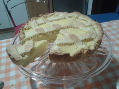 Simply lovely custard tart ❤❤