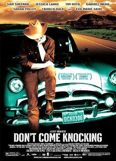 Don't Come Knocking (2005) - Sam Shepard, Jessica Lange, Tim Roth