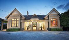 Armandale House, Victorian house by Jackson Clements Burrows, Melbourne-Australia.