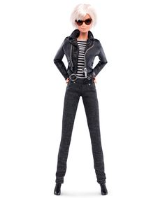 The Andy Warhol Foundation collaborated with American toy manufacturer Mattel to create the official limited edition Warhol Barbie.