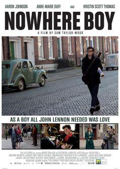 NOWHERE BOY // UK // Sam Taylor-Johnson 2009
