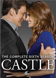 Castle Season Six  (5-Disc Set) DVD