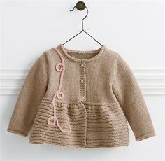 Babies Knitting Patterns Jacket Pattern