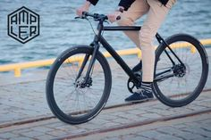 Ampler Smart Electric Bike for Urban Commuters
