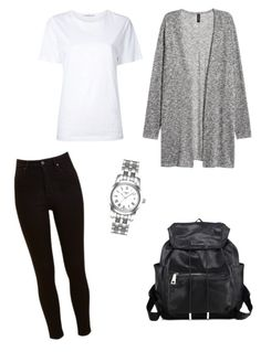 """School"" by a-s-gladun on Polyvore featuring мода, Lee, Astraet, Tissot и Marc Jacobs"