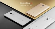 Chinese phone maker Xiaomi has come up with a new smartphone in the budget segment. Dubbed as the Redmi Note the new phone looks a lot more premium. Cell Phone Reviews, Smartphone Reviews, Smartphone News, Science And Technology News, Champagne, Gear Best, Huawei P10, Mobile Review, Popular Bags