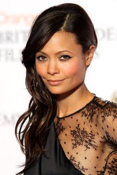 Thandie Newton - 'Half of a Yellow Sun' goes Hollywood! Black Actresses, British Actresses, Beautiful Celebrities, Beautiful Actresses, Best Beauty Tips, Beauty Hacks, Actors, Beautiful Black Women, Beautiful People