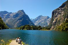 """Your reward is Milford Sound after a 4 day hike on the Milford Track.  Rated as """"The Finest Walk in the World""""!"""