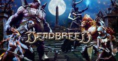 Deadbreed é um MMO gratuito com uma mecânica jogo original que implica combates 3 vs 3 jogadores numa atmosfera sombria.
