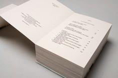 binding book thesis