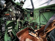 Spitfire F Mk IX Cockpit with a full frame lens at . Ww2 Aircraft, Air Force Aircraft, Military Aircraft, Spitfire Model, Spitfire Airplane, Aircraft Interiors, Supermarine Spitfire, Ww2 Planes, Fighter Pilot