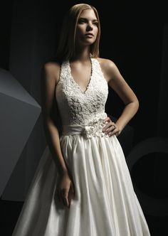 Alfred Angelo's Private collection is a hit with fashion-forward brides