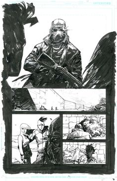 Suiciders: Kings of Hell.A. 06 page 10 Comic Art