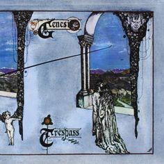 """RECENSIONE: GENESIS (( Trespass )) Per molti, compresi i Genesis stessi, l'album """"Trespass"""" è il vero primo album, dove inizia a delinearsi il futuro sound che li consacrerà come una delle più importanti band della storia della musica. Se pur non ancora con la line up storica, i nostri maturano in maniera innaturale rispetto all'album d'esordio, abbandonando le banali composizioni da tre minuti, in virtù di un songwriting più complesso ed articolato, ispirandosi alle sinfoniche composizione"""