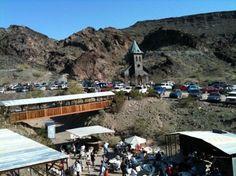 A little bit of Heaven in the middle of nowhere-Desert Bar-Parker, AZ
