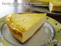 Tarta de queso y galleta, estilo New York (Crucero) | Recetas para Dukan y más, por Maria Martinez