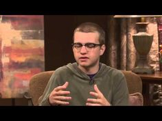"""Angus T. Jones, the 19-year-old star of the CBS hit show, """"Two and Half Men,"""" talks about how he gave his life to Jesus Christ.    The full story can be found on our website: http://www.asabbathblog.com/2012/11/adventist-church-official-statement.html    Meet fair use criteria. Video and copyright by the Voice of Prophecy ministries (http://www.vop...."""