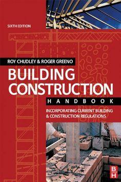 Building Construction Handbook by Roy Chudley. $26.64