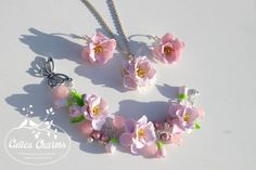 Flowers and Beads by @branchbeads  by Sarah Robertshaw on Etsy