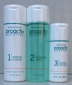 Proactiv Solution 3pc Micro-Crystal 60 Day Acne Treatment Kit - newacneproducts.net