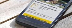 Après le concept du site il était naturel que #Graphidom contribue au développement de l'application mobile de Arete sa. http://vitrine.graphidom.fr/