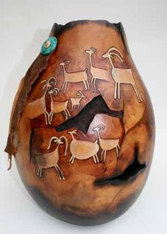 Gourd by Kristy Dial.
