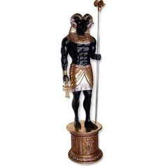 Egyptian Khnum Lord of the Cool Waters 8ft